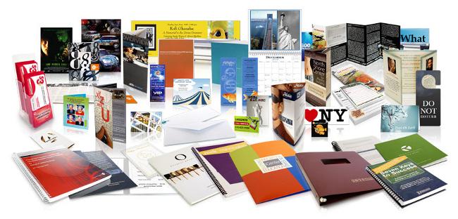 Stampa digitale - volantini - brouchers