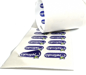 Stampa etichette fustellate messina